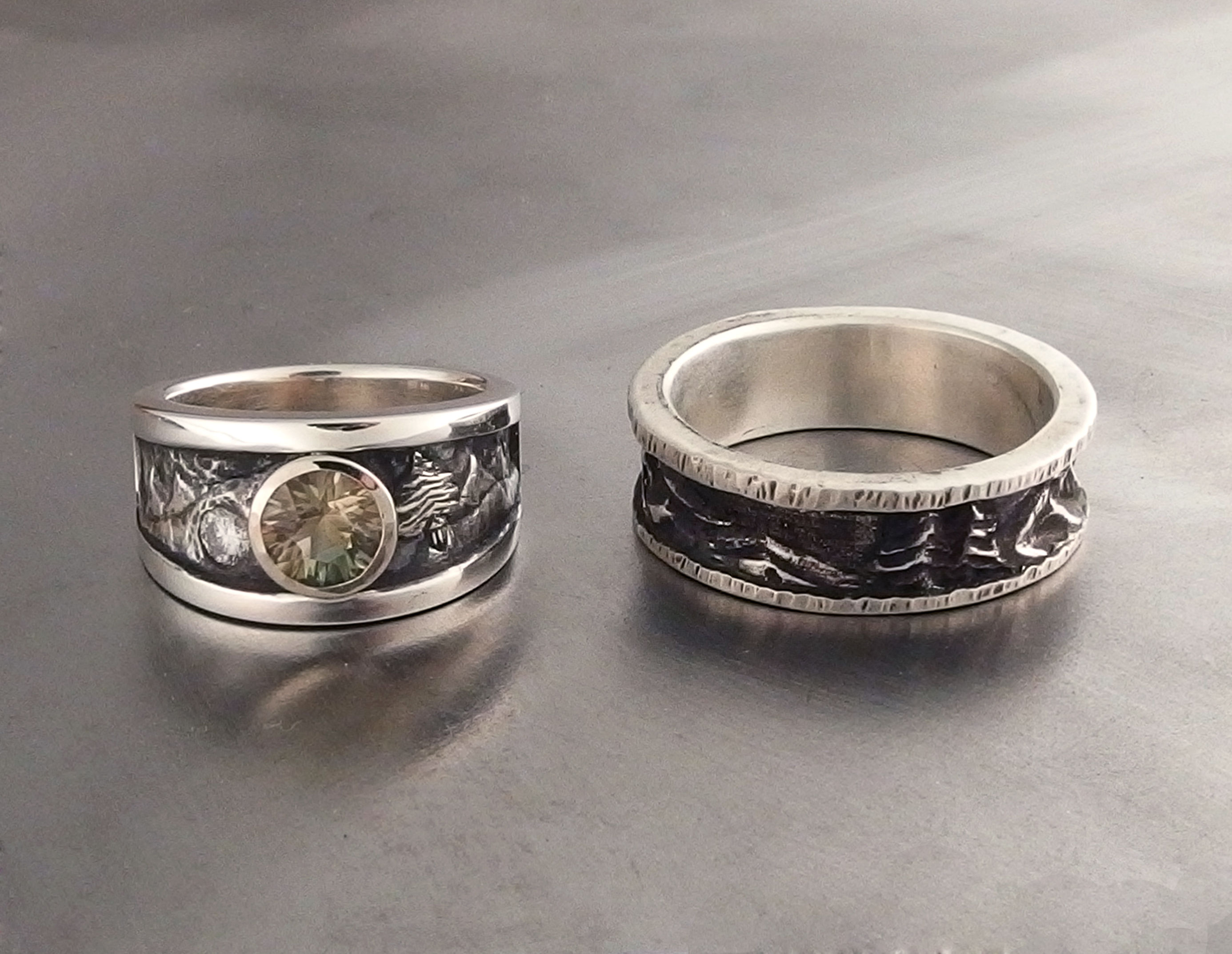 rings and jewelry img bands ring engagement sets wedding nature art masters blog