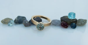 Montana Sapphires Now Available at Douglas Jewelry Design