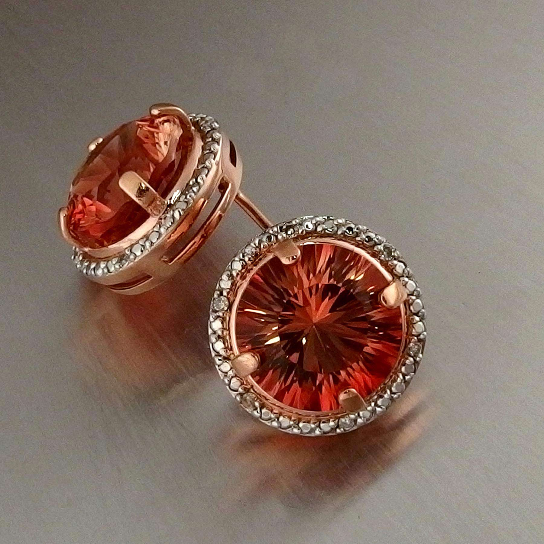custom dfjd sunstone rings diamonds sun pin ring with engagement accented stone