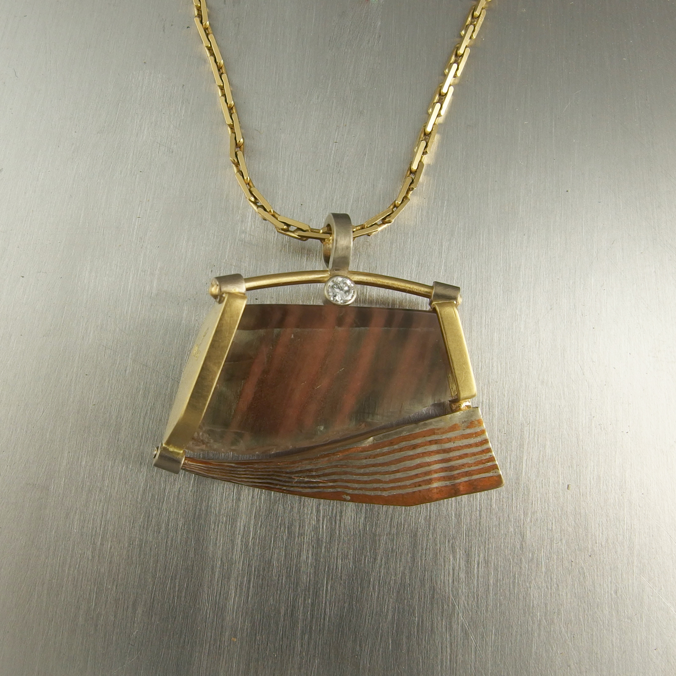 green gold and pendant store sunstone red