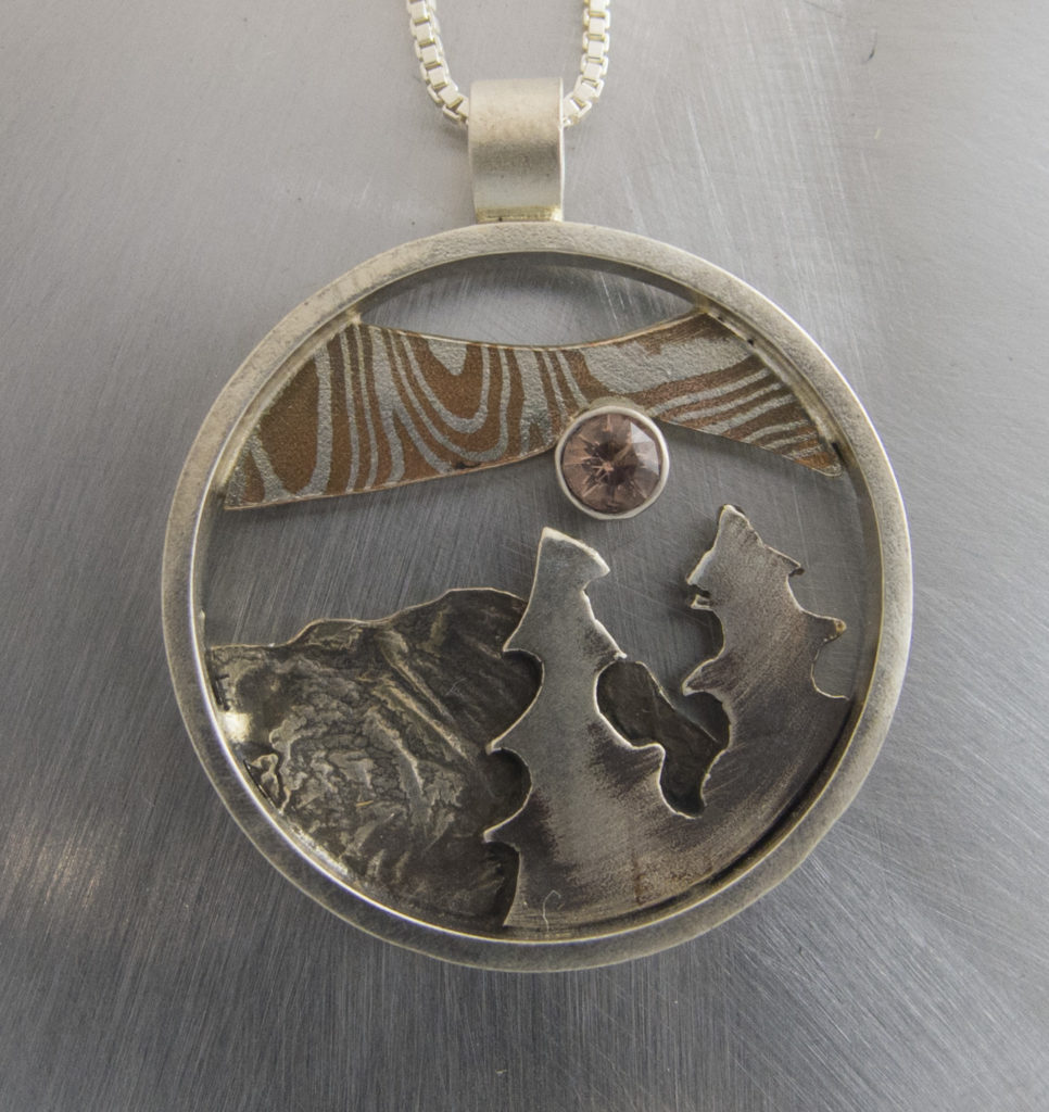 Central Oregon Mountain Jewelry