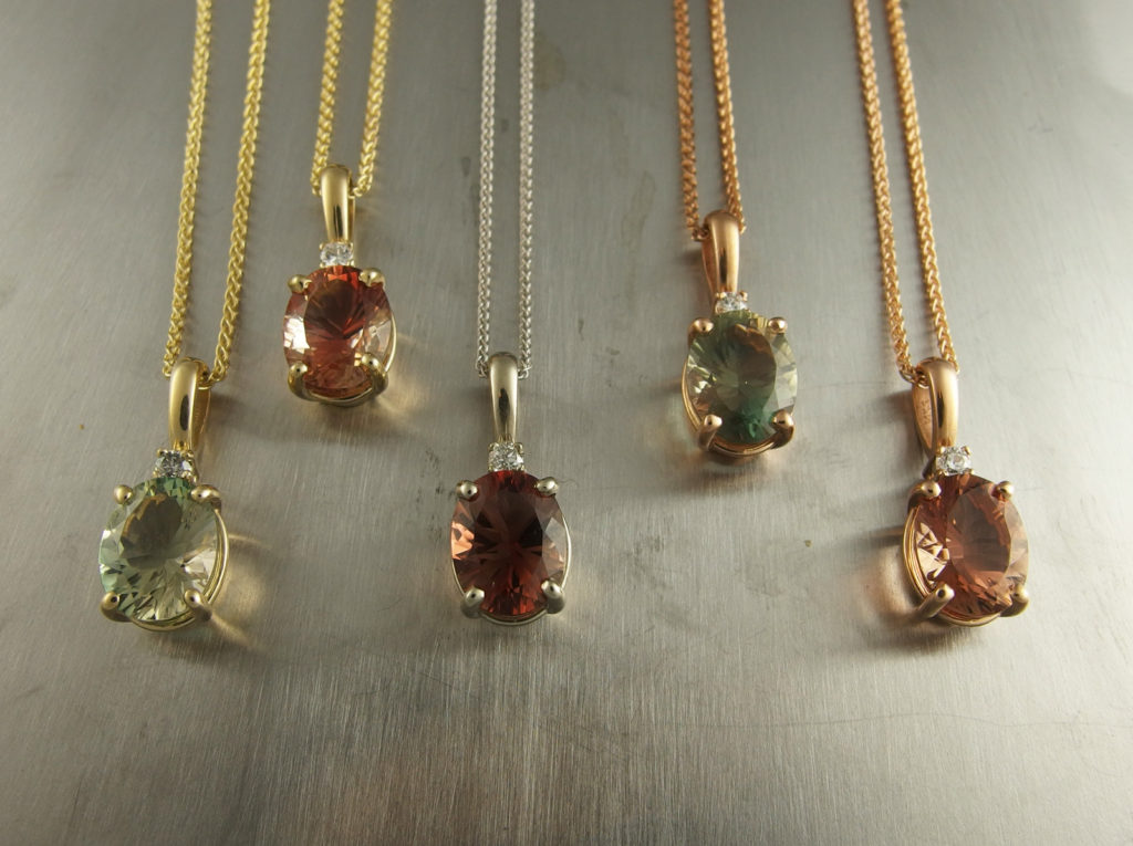 Oregon Sunstone Collections
