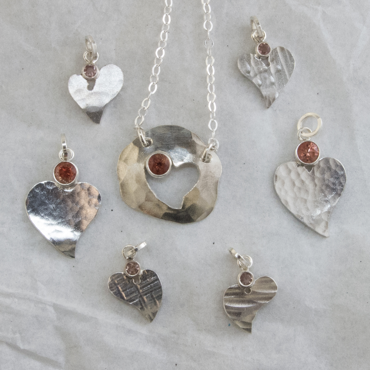 Heart of Mine Pendants